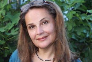 Karin Henke-Wendt Portrait