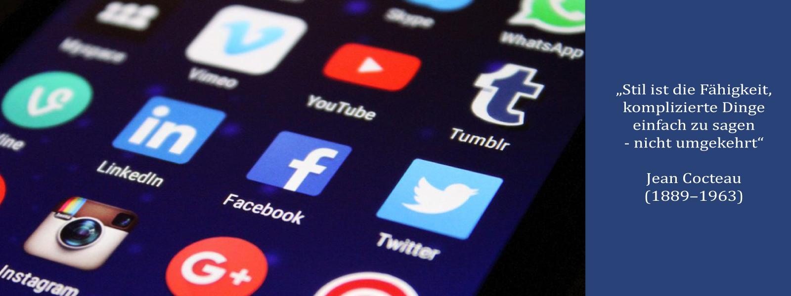 Websites & Social Media für Ärzte und Heilberufler